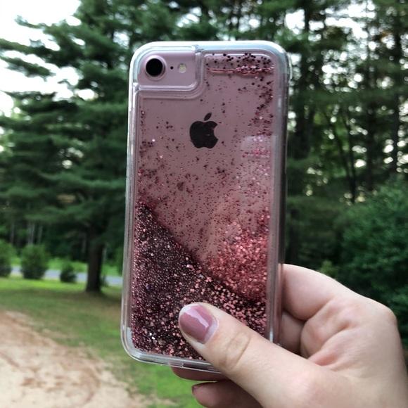 83dd820d3083e6 case-mate Accessories | Case Mate Rose Gold Waterfall Iphone Case ...